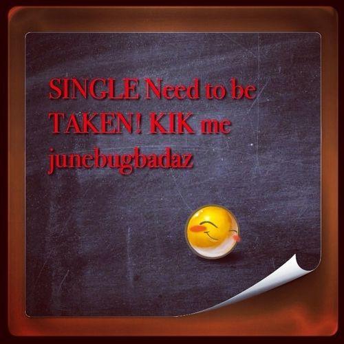 Single :(!
