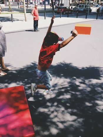 : jump around! Jumping Stopping Time Streetphotography Shootermag