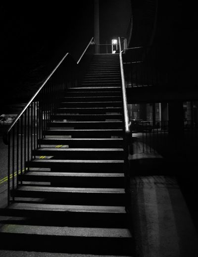 Gloomy steps rising from a city underpass EyeEmNewHere Photooftheday Photo Photography Black And White Bnw Blackandwhite Color Pop Steps And Staircases Steps Long Exposure Night Lights Nightphotography Night Cityscape City Light City Life City Steps Steps And Staircases Staircase Railing Built Structure Night The Way Forward Illuminated Architecture No People Hand Rail The Graphic City EyeEmNewHere