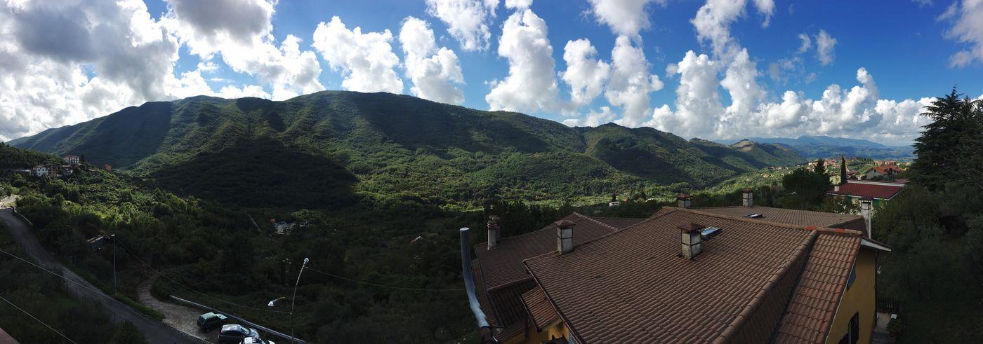 Arcinazzo Romano view~ First Eyeem Photo