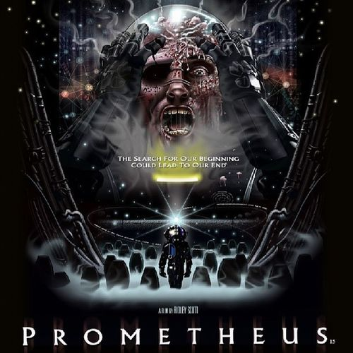 can't stop to watching this movie again and again Prometheus Bestmovie Recommended
