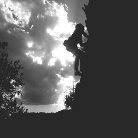 Mountains EyeEm Best Shots - People + Portrait Climbing Escalar
