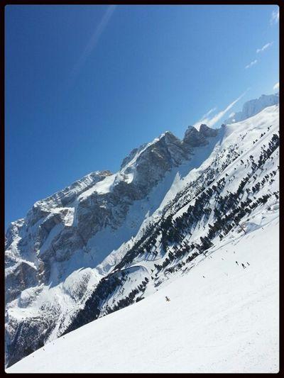 Dolimiti Snowboarding Sellaronda Enjoying Life