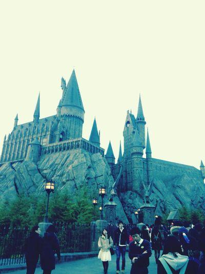 ユニバのハリーポッターやっぱすごい!! Harry Potter in USJ USJ USJ In Osaka Harrypotter ハリーポッター