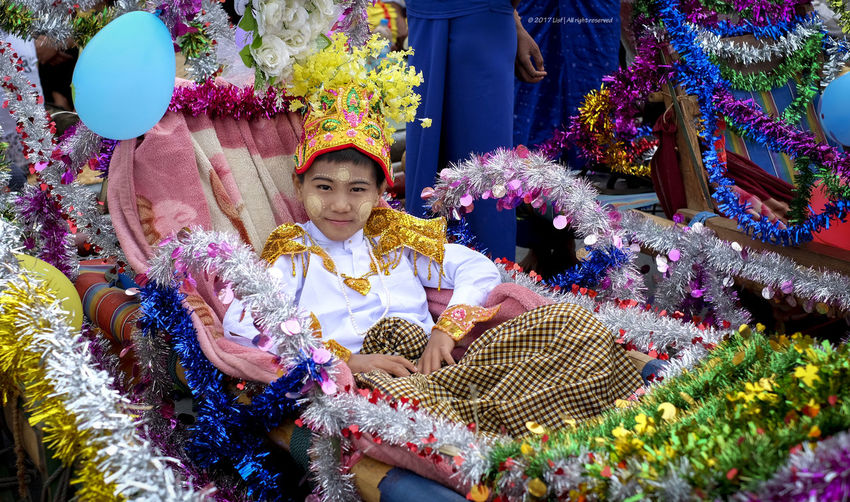 Festival Goldenrock Myanmar Traditional Clothing EyeEmNewHere