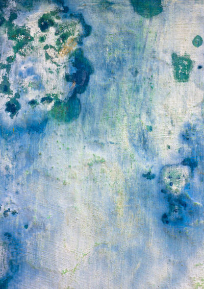 Grunge and old damaged wall that makes a colorful abstract composition Abstract Photography Pattern, Texture, Shape And Form Abstract Abstract Architecture Abstract Art Abstract Colors Background Background Texture Blue Blue Abstract Backgroound Colorful Concrete Grunge Pattern Texture