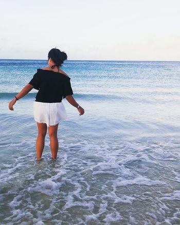 Sea Sand Wave Boracay2016