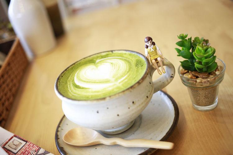 green tea Food