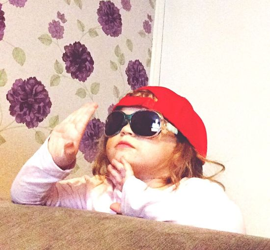 Funny Little Miss 💗 Love Her To The Moon And Back  Little Granddaughter