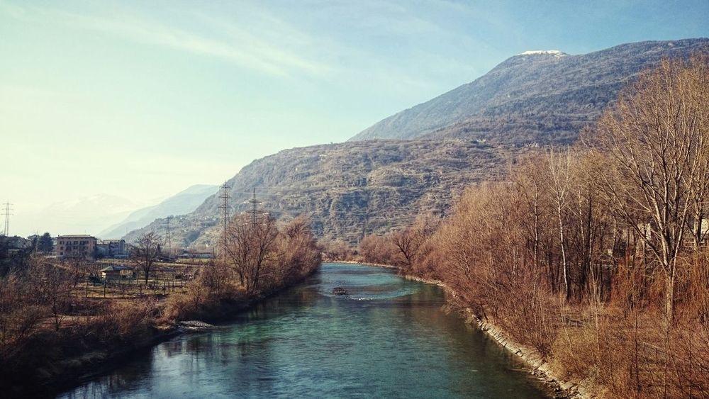 Valtellina Sondrio Primavera