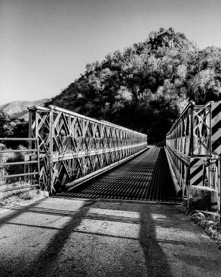 Bridge over San Joaquin River California
