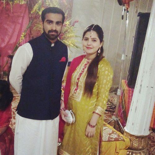 -Cousin's wedding Pakistaniwedding Brother Sister Love dresstoimpress liveit killit Desiwedding pakistani formal mehndi