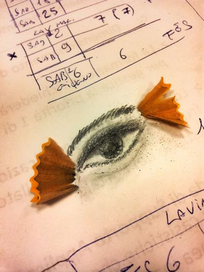 Butterfly eye Paper Textured  Handwriting  Creativity Pencil Pencil Art Pencil Sketch  Temper Temperare Butterfly Eye Close-up Art Art, Drawing, Creativity Farfalla Occhio Matita