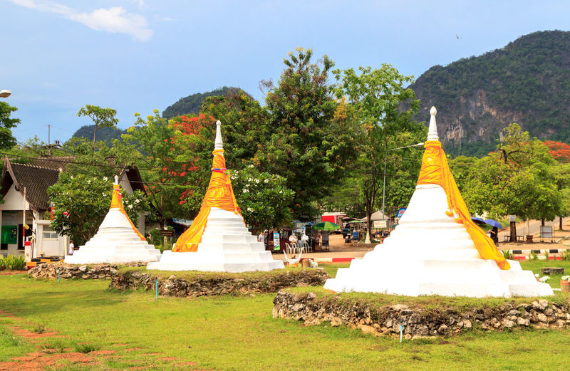 The three pagodas at the border between Thailand and Myanmar Ancient Ancient Civilization Architecture Art And Craft Border Boundary Built Structure Day History Human Representation International Border Myanmar Nature Old Ruin Outdoors Pagoda Place Of Worship Pyramid Religion Sculpture Spirituality Statue Thailand Travel Destinations Tree