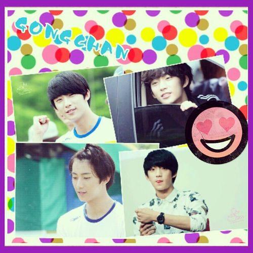 My Designs for GONGCHAN21DAY B1A4 Gongchan .. ♥.♥cute @b1a4_Gongchan