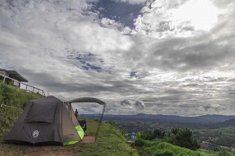 Camping Cloud -
