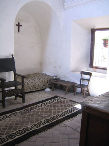 Architecture Arequipa Arequipa - Peru Built Structure Chair Couch Day Indoors  Monastary Monasterio De Santa Catalina No People