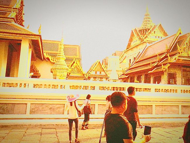 Enjoy photoWung, The Grand Palace Thailand Thailand_allshots , Photo Of The Day