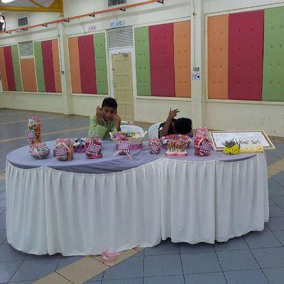 Candy corner Haliqdiaz @noor_alhameed