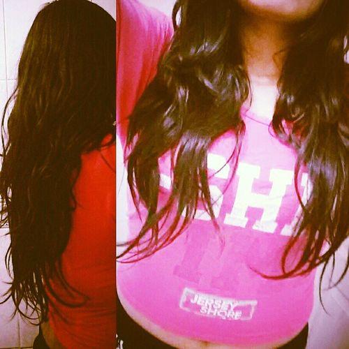 Sandy Romo Longhair Secrets ❤ Happiness ♡ Popular Photos Something Real <3  Ha dado resultado 😊, sigue creciendo cabello *-* 💘✌