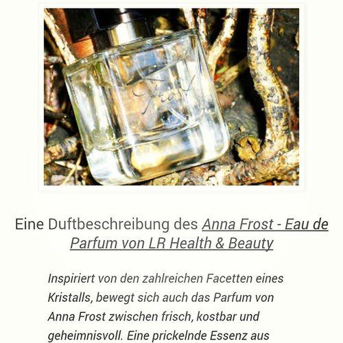 Now on ? www.catliciousgoesnatural.de ? Anna Frost Eau de Parfum - Review Lrworldofficial Lrworld Annafrost Annafrostparfum fragrance review published blogpost bblogger beautyblogger blogger