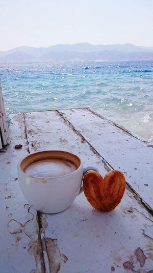 Coffeeandcookie On The Beach Coffee Time Goodtime Enjoying Life Summer Summer Views