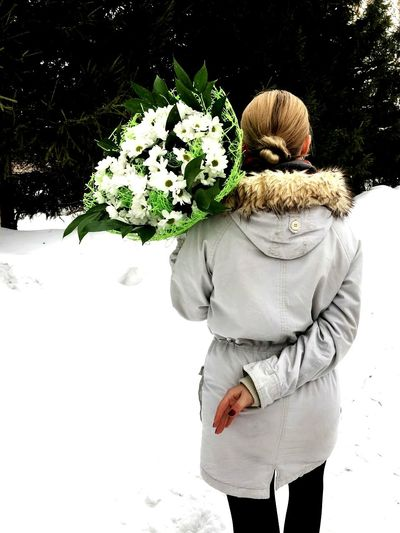 Winter Snow Cold Temperature Women Day Hello World Siberia People That's Me Hi! My Favorite Photo Nature