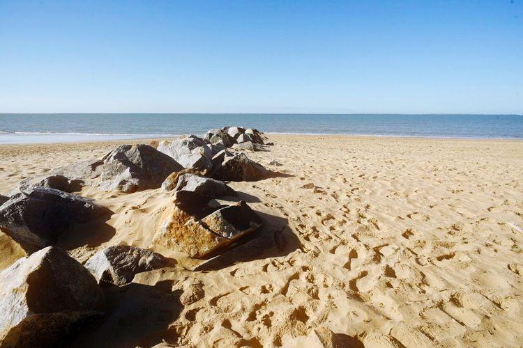 Beach Sea Sand Nature Vendée Holliday's Nikond750 Nikon20mm Nikon