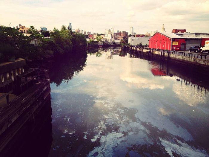 Urban Landscape Brooklyn