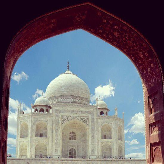 Taj Mahal Allenphotography
