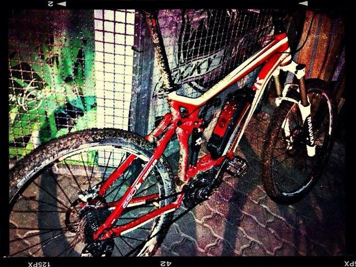 MTB Biking Dirt