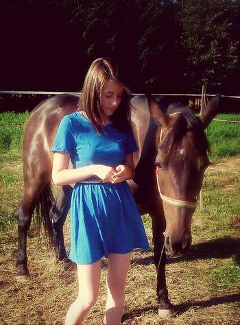 It's Me! Love My Horse Animal