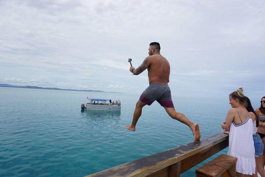 Art Is Everywhere Pacific Ocean Streetphotography People Sea Water Street Photography SUVA FIJI ISLANDS Travel Cloud - Sky Travel Destinations The Street Photographer - 2017 EyeEm Awards