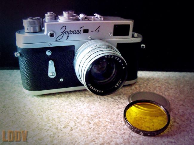 Vintage Zopkuu 4 35 mn Vintage Camera Camera Vintage LDDV