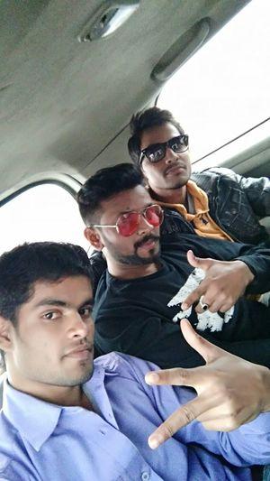 Hi! GoodMorning⛅ Happyday♥ Hanging Out Nawaboflucknow Lucknow India
