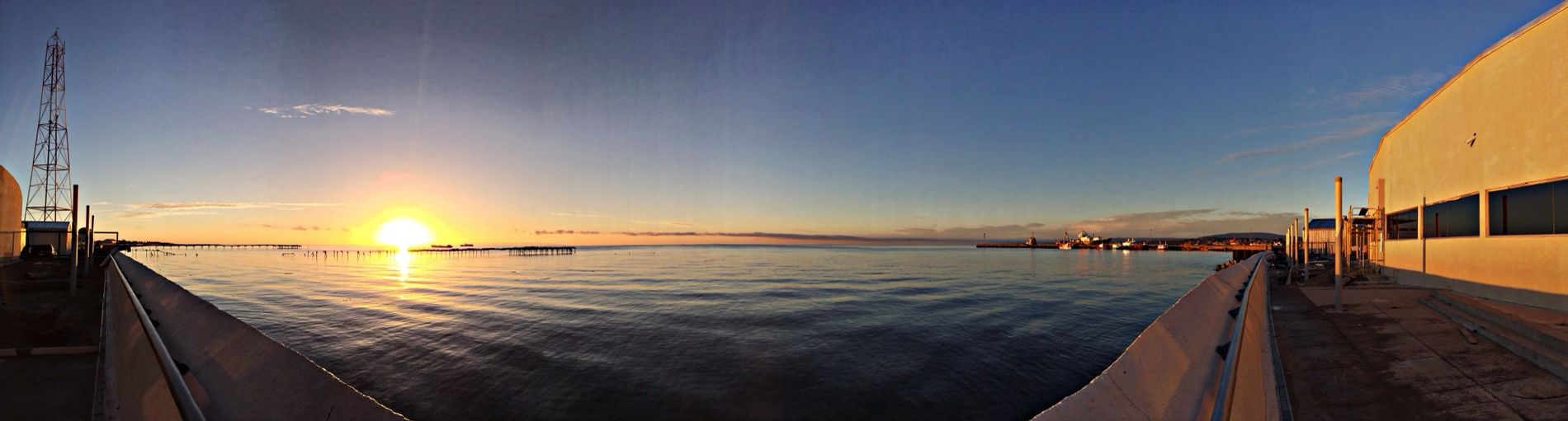 Enjoying The View Sunrise Enjoying The Sun Ocean