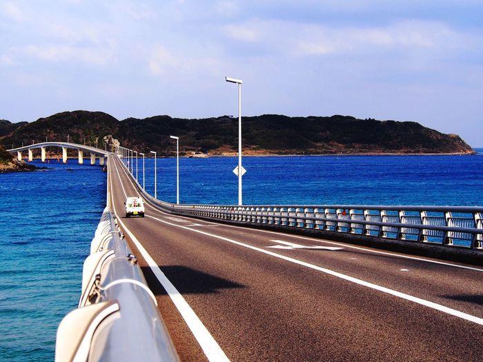 Japan Bridge Tsunoshima