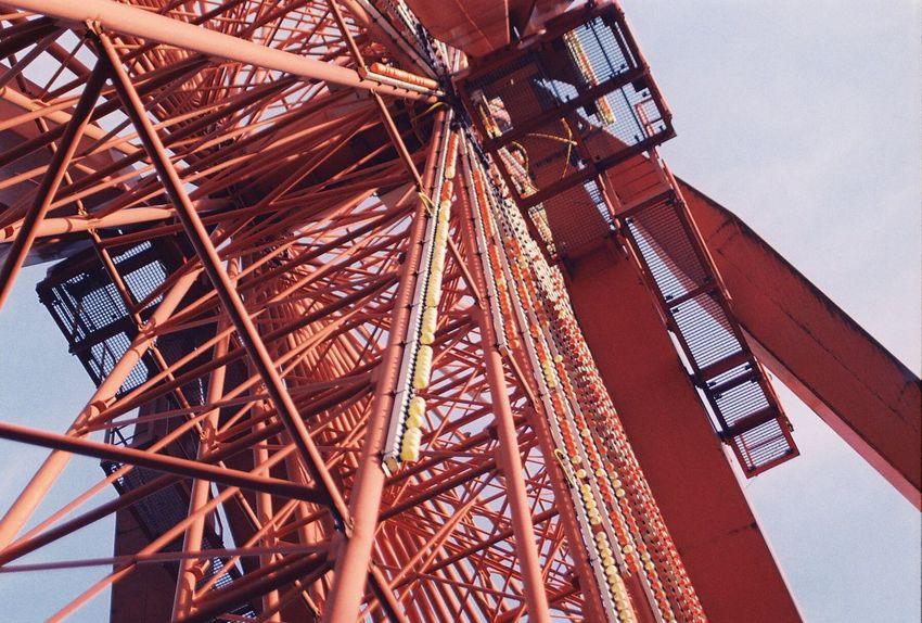 EyeEm Spreepark Adventure | Ferris Wheel | Nikon FG20 | Film Photography