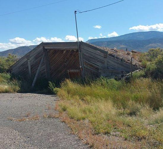 Seeing a lot of these in Southern Utah RustBeltRoadTrip2015 Urbanexploration Urbex Abandoned Jimplicit RuralExploration Ruins Rurex Abandonedplaces Utah
