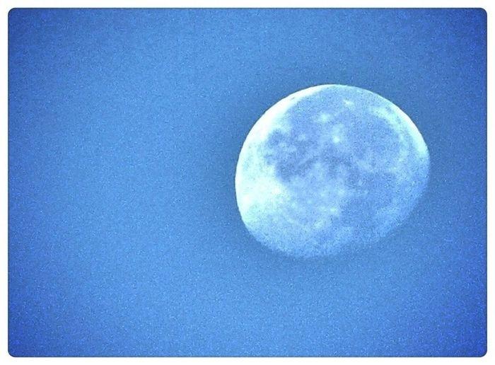 Mon Mornig Moon