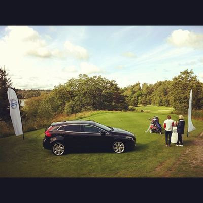 V40 Volvocars Swedbank Golf fleetactivity