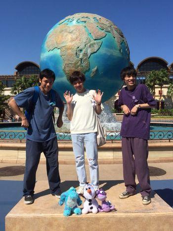 Tokyo Disney Sea Disney Fashion Monstersinc