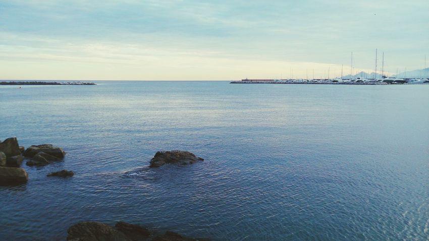 Scattata con Xperiaz Relaxing Enjoying The Sun Liguria