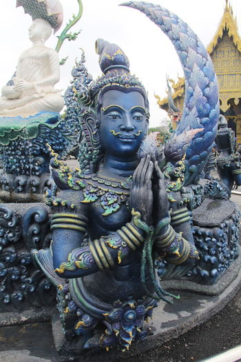 Thailand Thailand_allshots Thailandtravel Thailand Photos Thailand🇹🇭 Temple - Building Templephotography Buddhism Buddhist Temple BUDDHISM IS LOVE Chiang Mai | Thailand Chiangmai Chiang Mai Thailand Sculpture Statue Representation Art And Craft Religion Belief Spirituality Human Representation Creativity Male Likeness No People Day Building Built Structure Architecture Idol Place Of Worship Carving