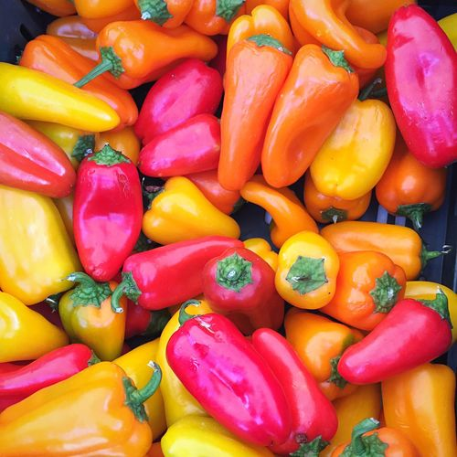 Peppers Vegetables Marketplace