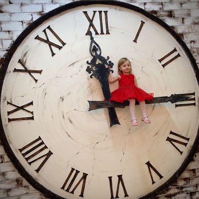Clock Children Time часы НастенныеЧасы дети
