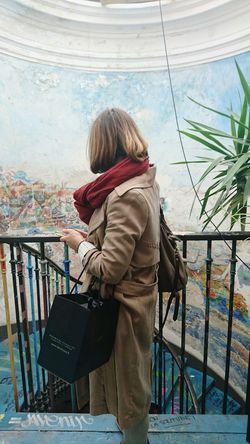 Contemplative Paris Les Artistes Du 56 Person Individual Art