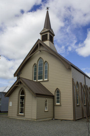 Presbyterian church Chapel Christianity Church Pray Presbyterian Church Rural Architecture Belief Building Exterior Built Structure Church Exterior Church Facade Clerical Cloud - Sky Day No People Oratory Outdoors Place Of Worship Prefab Church Prefabricated Building Religion Religious  Sacred Spirituality