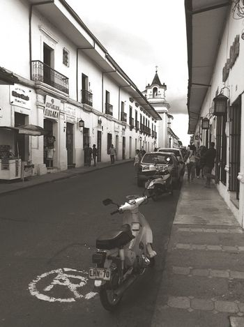Popayán Blackandwhite Black & White Traveling Colombia Colonial Architecture Colonial Streetphotography Streetphoto_bw