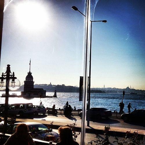 Istanbul Türkiye Turkey Travel Journey Maiden_Tower Enjoy